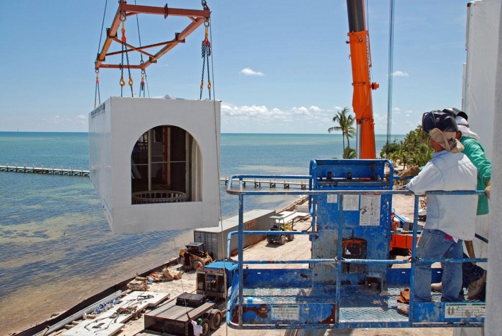 Modular home concrete modular homes florida for Concrete homes in florida