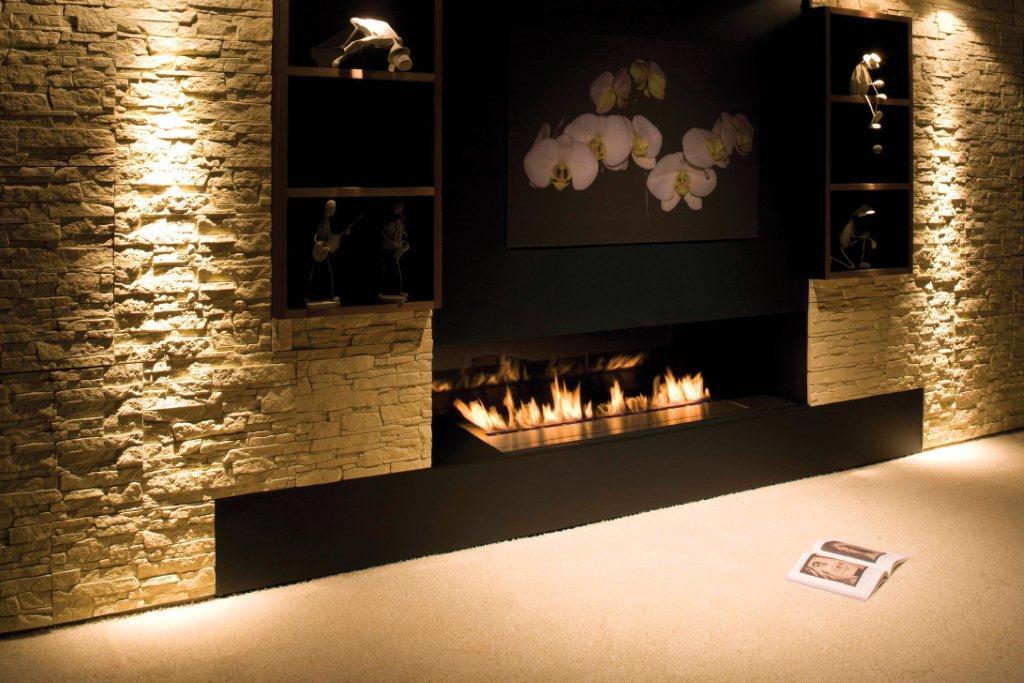 Contemporary Gas Fireplace Designs 1024 x 683
