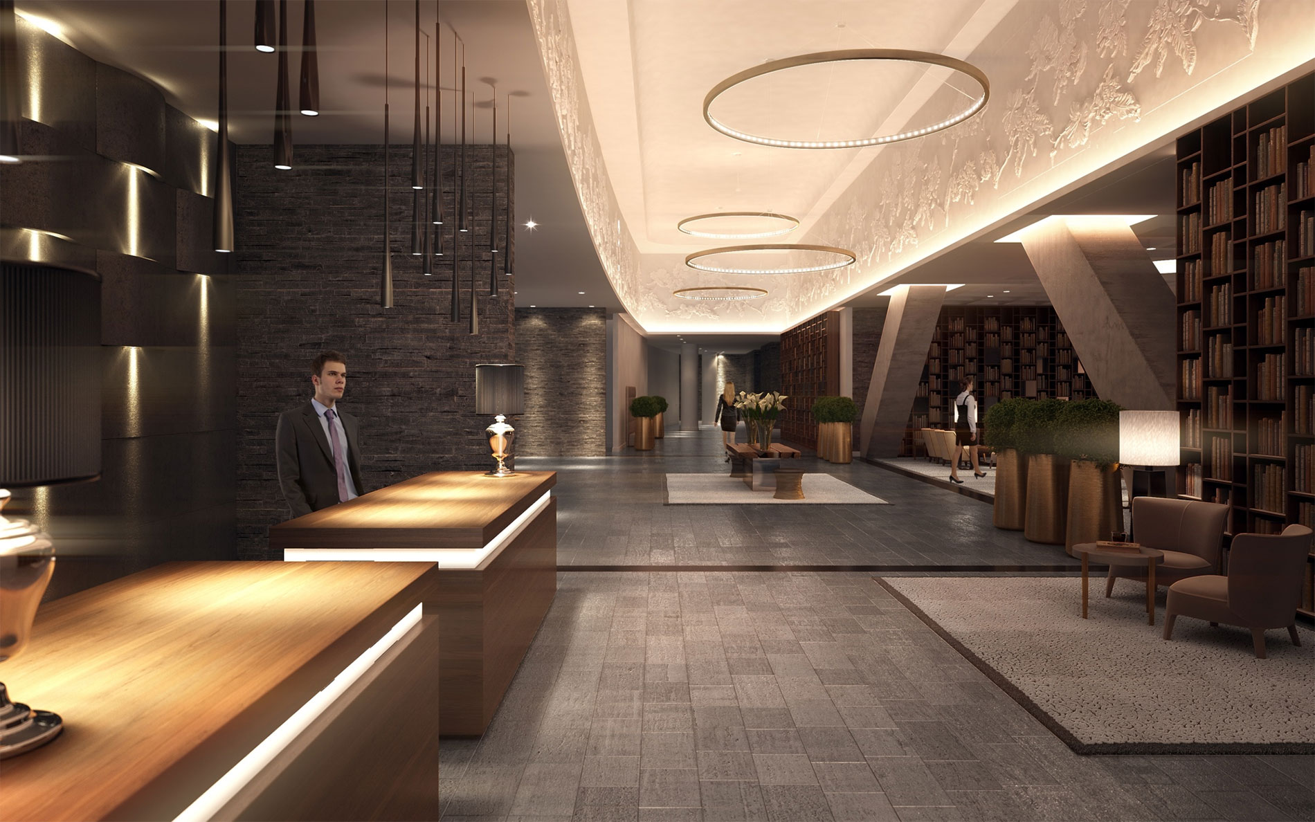 Hsyndicate press release for Hotel design grisons