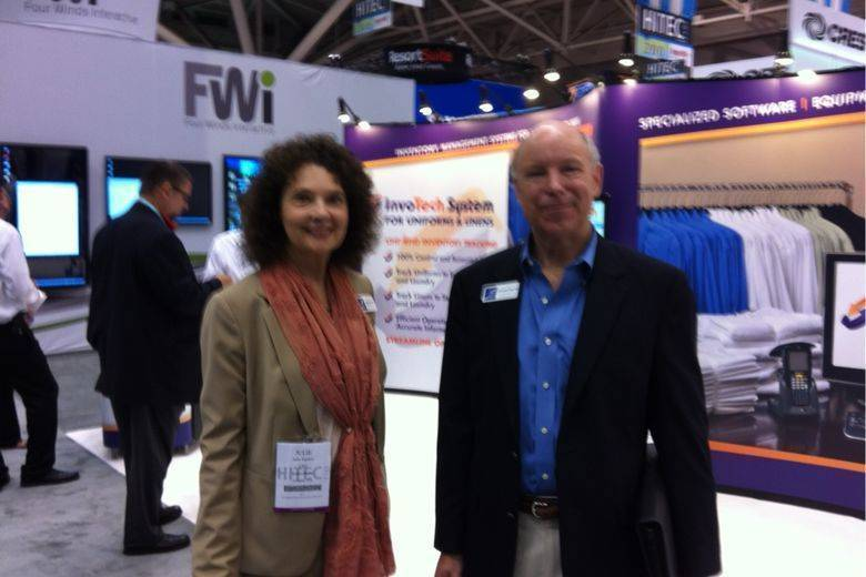 HiTEC 2013 - Julie & Micheal Squires from Softscribe...