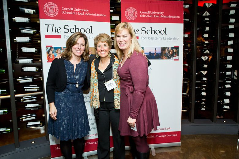 10th Annual Cornell Reception at ALIS, January 27, 2015