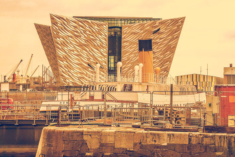 Titanic Themed Hotel Nearing Completion in Belfast