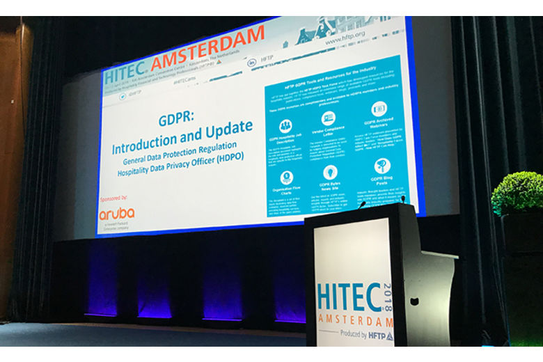 Hospitality Experts Gather for HFTP's Second European HITEC